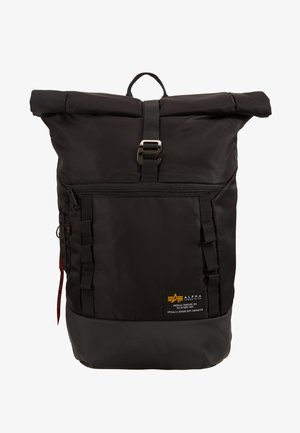 CREW BACKPACK - Rugzak - black