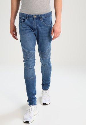 Slim fit jeans - blue washed