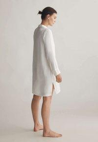OYSHO - Nightie - white - 1