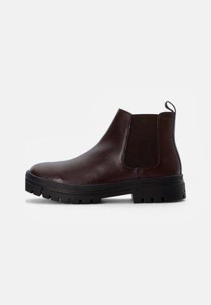 ARJUN CHELSEA - Classic ankle boots - dark brown