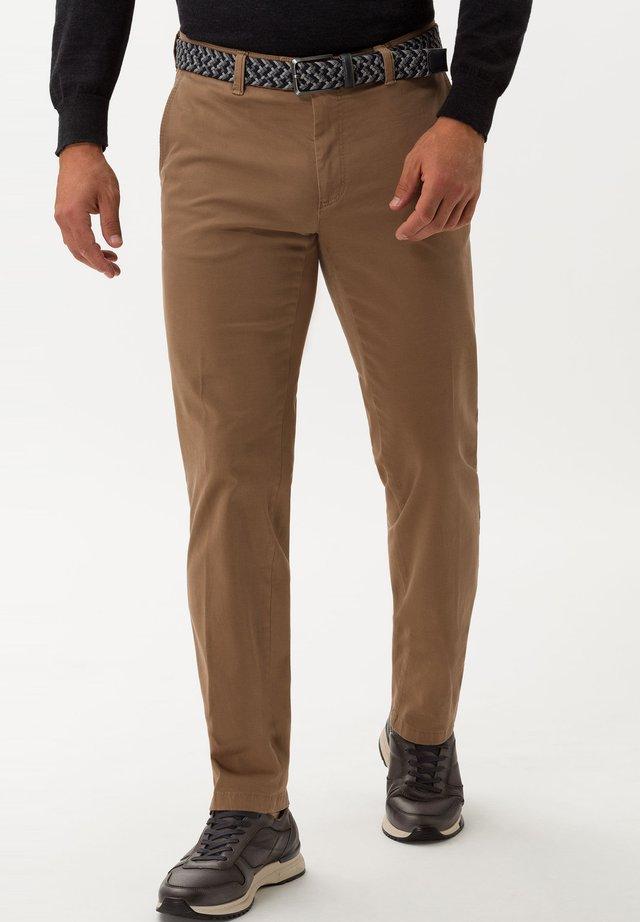 STYLE JIM-S - Pantaloni - beige