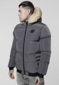 SIKSILK - DISTANCE JACKET - Winterjas - grey - 0