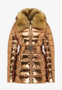 faina - Winter jacket - gold - 4
