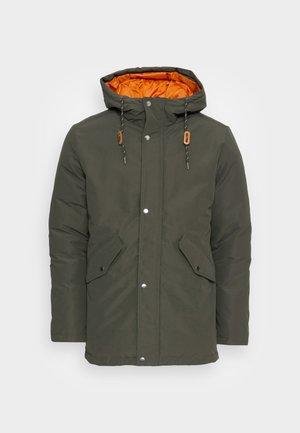 JJBEAST - Winter jacket - forest night