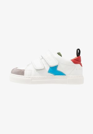 KARLO SHOE - Trainers - white/red