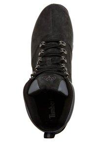 Timberland - SPLITROCK  - Lace-up ankle boots - black nubuck - 6