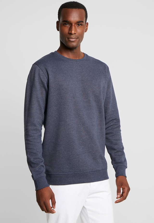 MORGAN CREW - Sweatshirt - navy melange