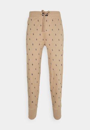 Pyžamový spodní díl - vintage khaki