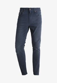 Pier One - COLOURED BARON - Slim fit jeans - dark blue - 4