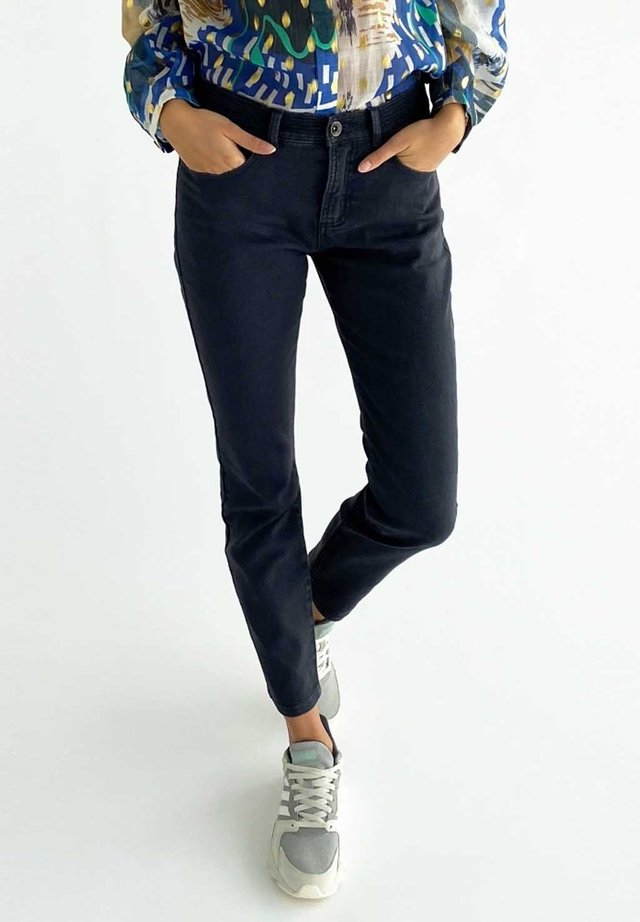 Jeans slim fit - ebony grey