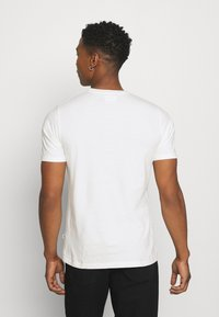 Wood Wood - SAMI INFO - Print T-shirt - off-white - 2