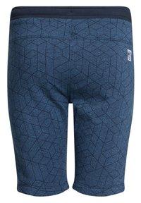 WE Fashion - Shorts - blue - 4