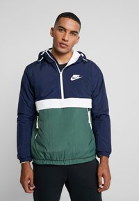 Nike Sportswear - Light jacket - obsidian/galactic jade/sail - 0