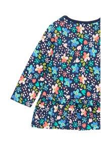 Boboli - Jersey dress - navy - 3