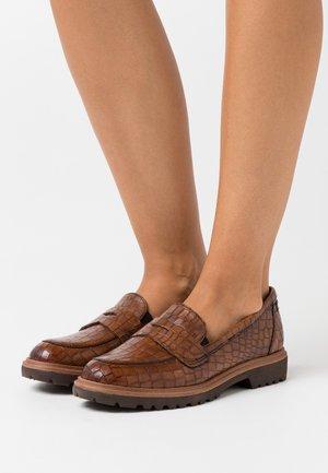 Scarpe senza lacci - muscat
