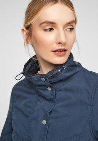Q/S designed by - Light jacket - dark blue - 3