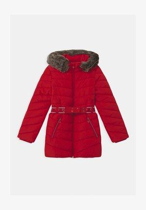 Winter coat - red