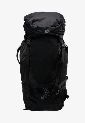 KALARI KING 56 PACK - Hiking rucksack - black