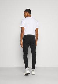 Diesel - AMNY - Jeans Skinny Fit - washed black - 2