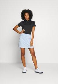 adidas Golf - PRIMEBLUE SKIRT - Sportovní sukně - easy blue - 1