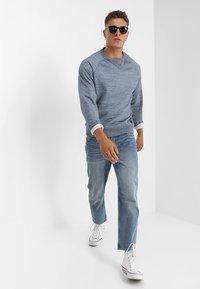 Blend - Sweatshirt - dark navy blue - 1