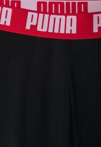 Puma - BASIC 2 PACK - Culotte - red/black - 4