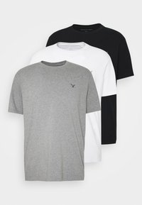 American Eagle - CREW TEE 3 PACK - T-shirt imprimé - multi - 5