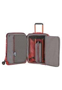 Samsonite - NEOKNIT - Wheeled suitcase - red - 4