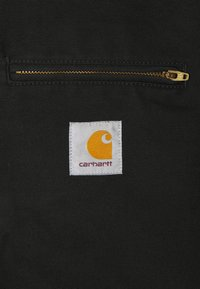 Carhartt WIP - DETROIT JACKET DEARBORN - Tunn jacka - black rinsed - 6