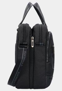Roncato - CARTELLA - Briefcase - black - 3