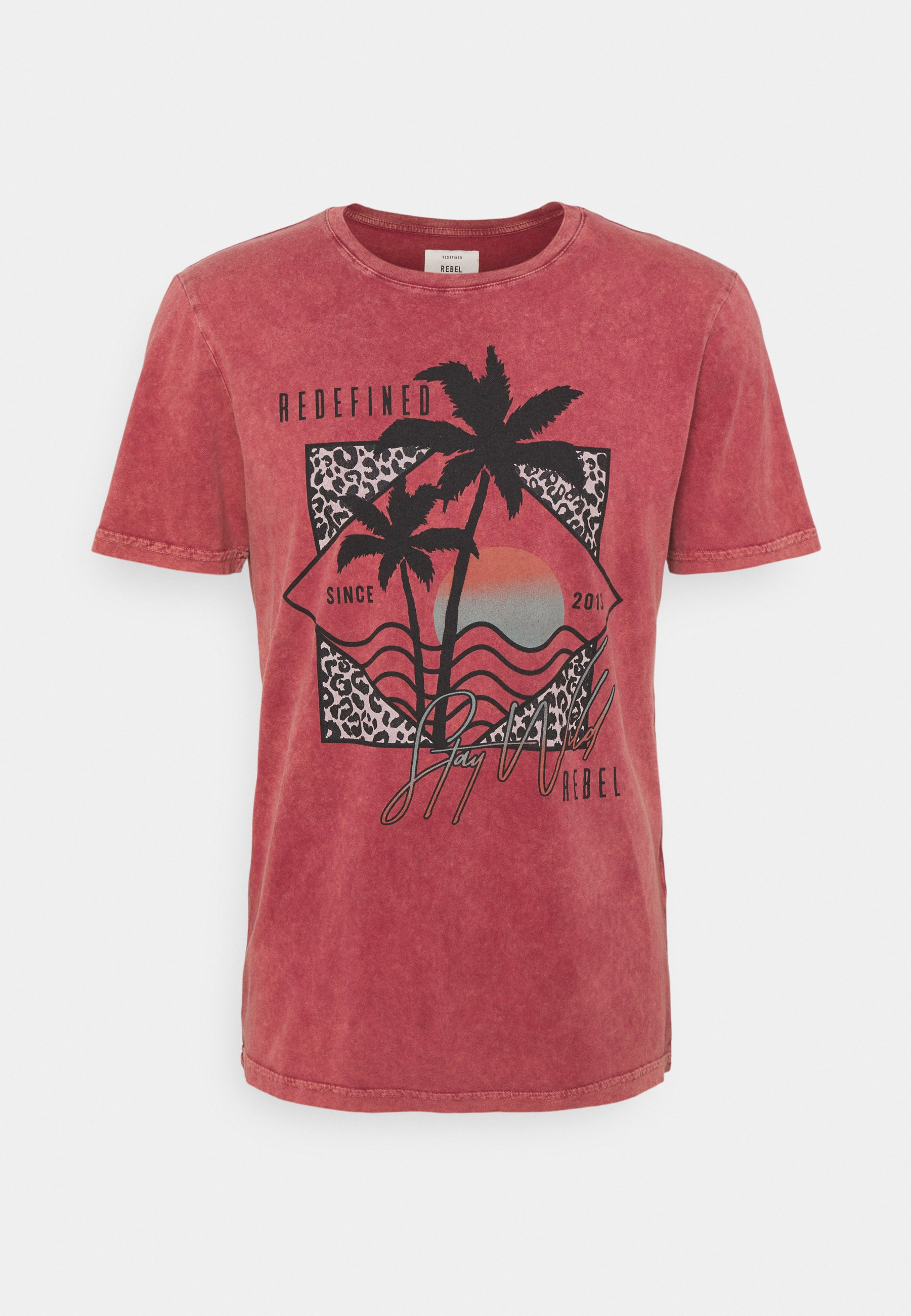 Men RAPOLLO TEE - Print T-shirt