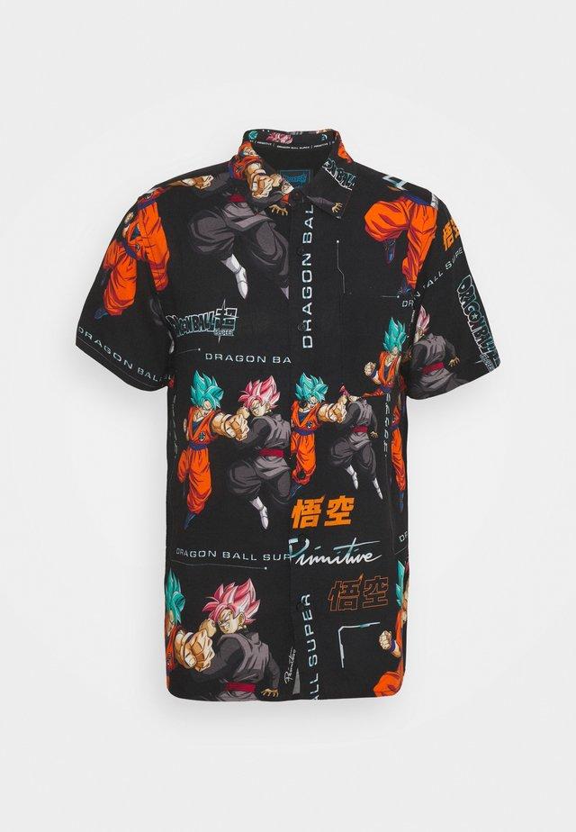 GOKU VERSUS  - Overhemd - black