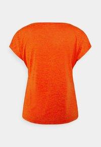 Icepeak - DEVINE - T-shirts basic - coral red - 1