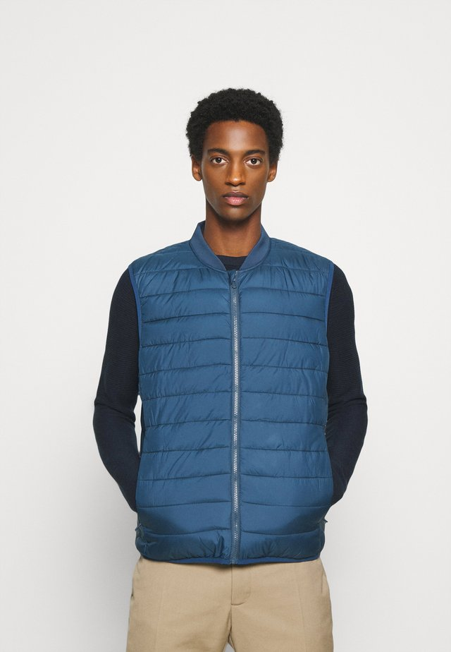 SULESS - Bodywarmer - dark blue