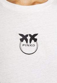 Pinko - BUSSOLOTTO  - T-shirt print - ivory - 6