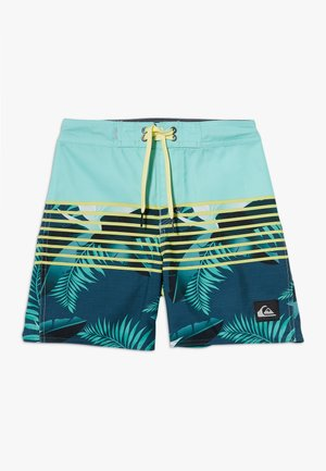 EVERYDAY LIGHTNING - Swimming shorts - majolica blue