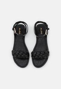 ALDO - ONERRAN - Sandals - black - 5