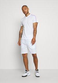 Björn Borg - TABER SHORTS - Sports shorts - brilliant white - 1