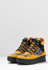 Steve Madden - Ankle boots - yellow/multicolor - 4