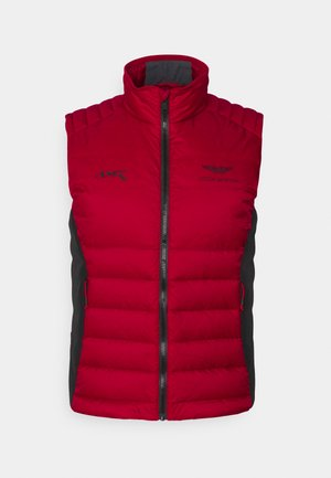 AMR APEX MOTO GILET - Bodywarmer - race red