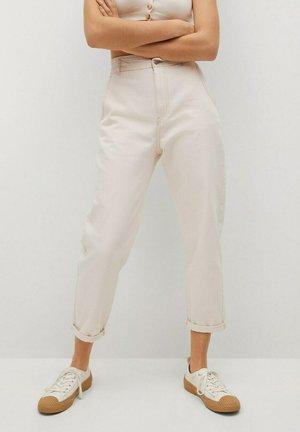 Pantalon classique - gebroken wit