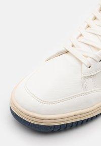 Flamingos' Life - OLD 80'S BOOTS UNISEX - Høye joggesko - white/bicolor - 5