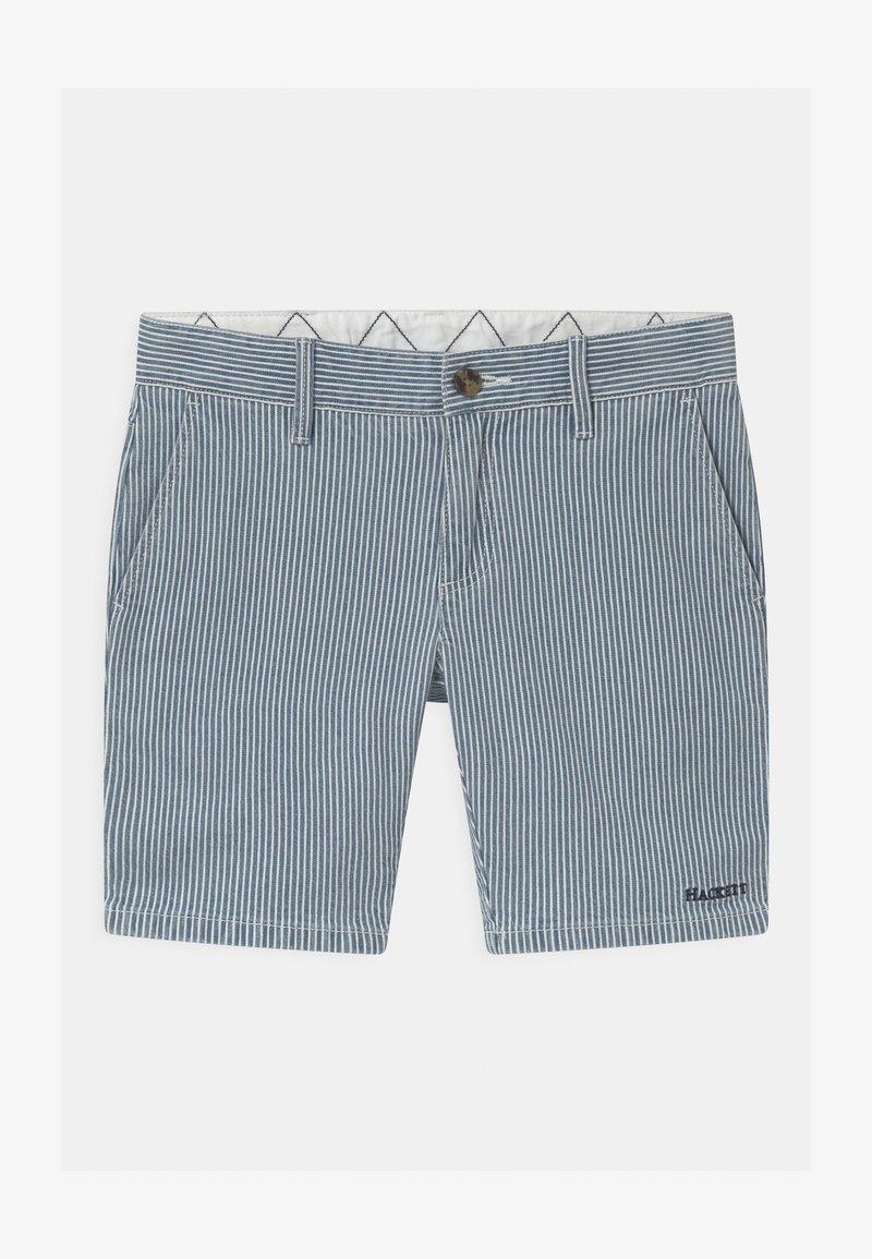 Hackett London - STRIPE  - Shorts - blue/white