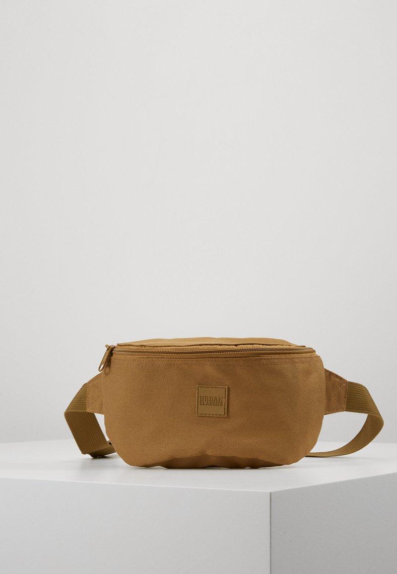 Urban Classics - HIP BAG - Rumpetaske - croissant