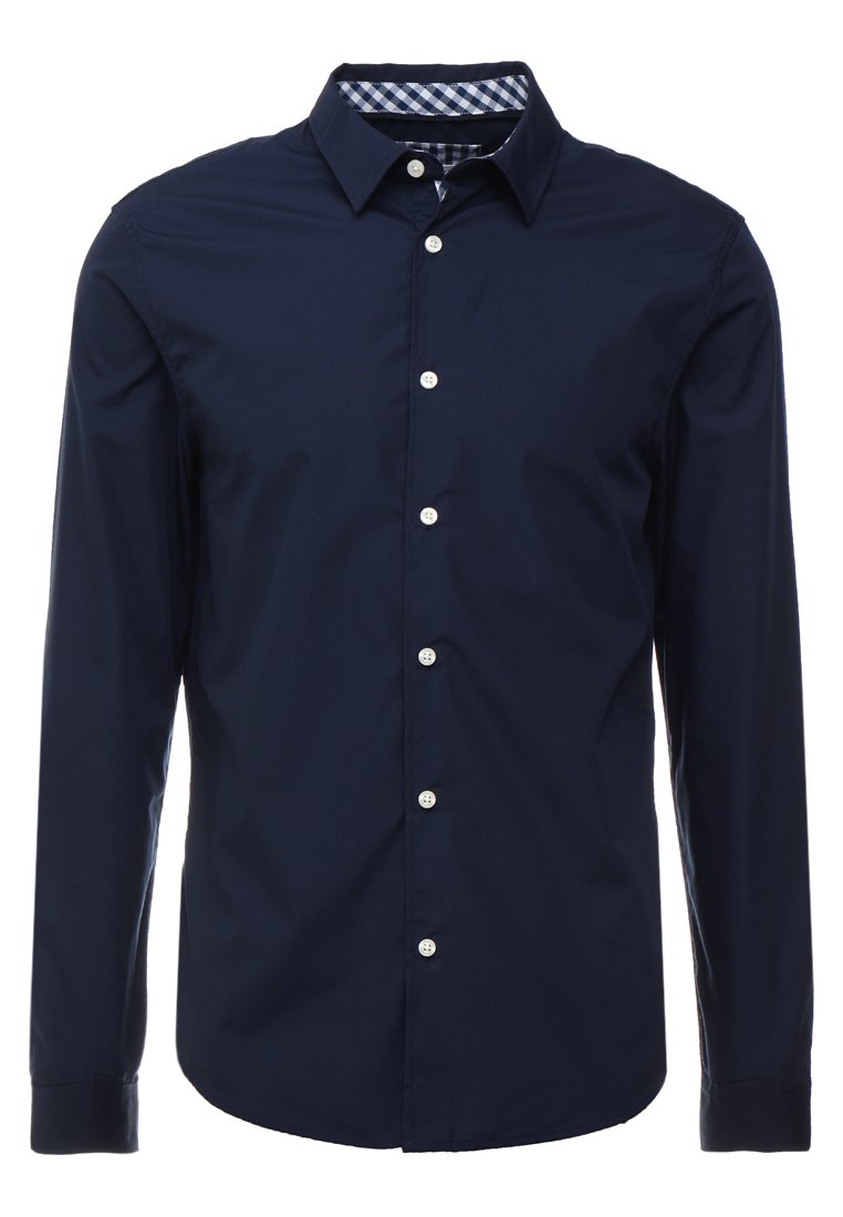 Pier One - Shirt - dark blue