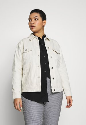 VMKATRINA LOOSE JACKET - Jeansjakke - birch