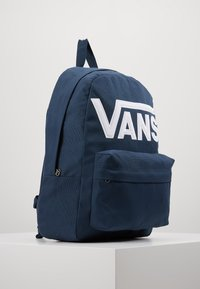 Vans - OLD SKOOL  - Rucksack - dress blues/white - 3