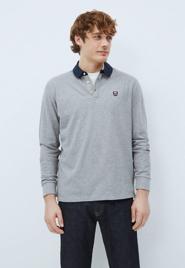 Koszulka polo - gris marl