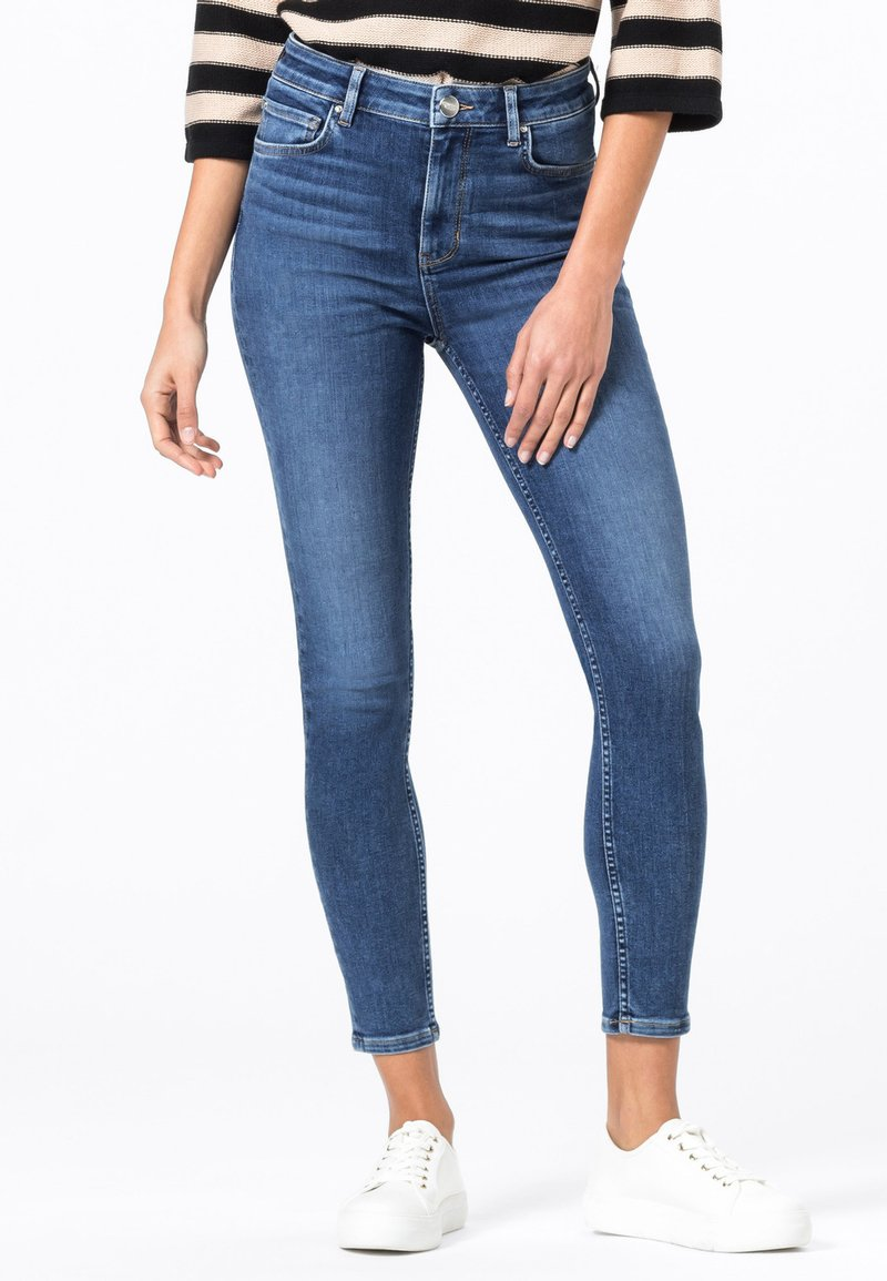HALLHUBER - Jeans Skinny Fit - blue denim