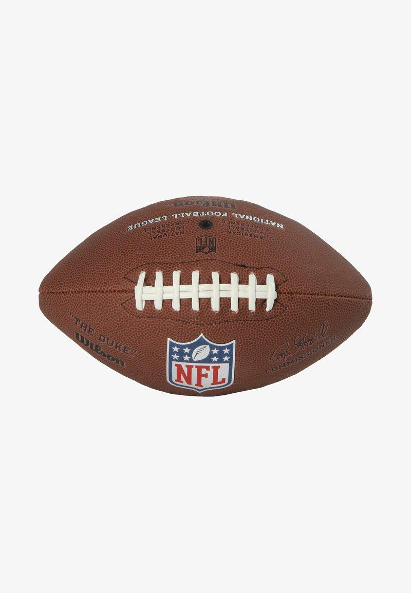 Wilson - NFL DUKE REPLUCA  - Football - braun